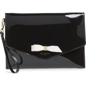 NWT Ted Baker London Cersei Envelope Clutch